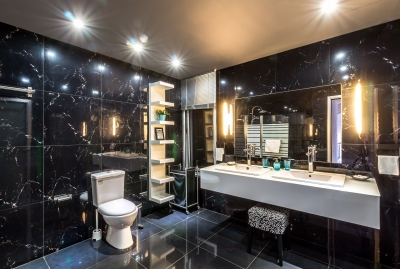Hoe kies je de juiste badkamerverlichting?