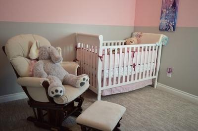 Verlichting voor de babykamer