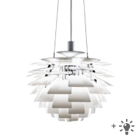 Louis Poulsen PH Artichoke Hanglamp 600 Metaal