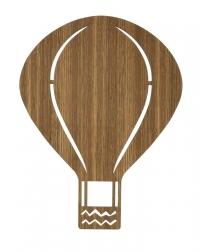 Ferm Living Air Balloon Lamp - Eikenhout