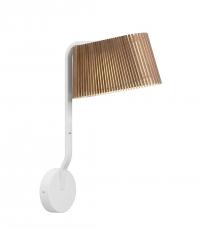 Secto Design Owalo 7030 wandlamp-Walnoot