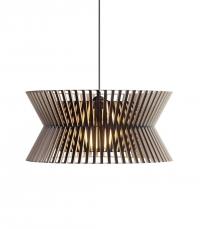 Secto Design Kontro 6000 hanglamp-Zwart