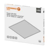 Ledvance LED Paneel 60x60cm 6500K 30W   Daglicht - Vervangt 4x18W