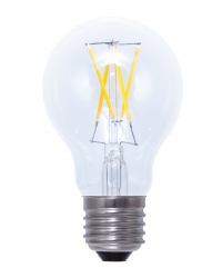 LED lamp 4W E27 filament Segula dimbaar Helder 50327 CRI >90 20.000 uur