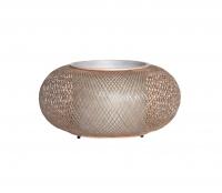 Twiggy AL tafellamp naturel ø40 cm bamboe