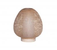 Twiggy AW tafellamp ø30 cm naturel bamboe