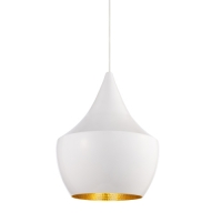 Tom Dixon Beat Fat hanglamp zwart