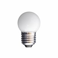 Led E27 lamp 3W diverse kleuren