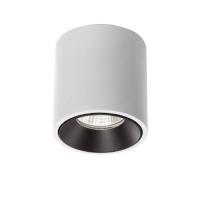 Delta Light Boxy XL R 92720 Plafondlamp 37° Wit/Zwart