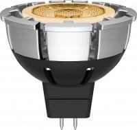 LED-lamp GU5.3 Reflector 7 W = 40 W Warmwit Dimbaar 1 stuks Segula 50222