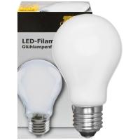 LED lamp 4W 470 lumen 2700K E27 AGL mat 230V niet dimbaar