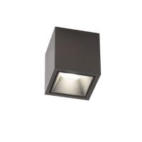 Delta Light Boxy L+ LED Plafondlamp 2700K 33° Zwart