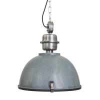 Steinhauer Hanglamp bikkel 42 cm grijs