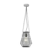 Vintage hanglamp antiek grijs - Mine